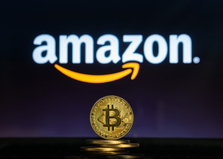Amazon: esta compañia se está volviendo Bitcoin (BTC)