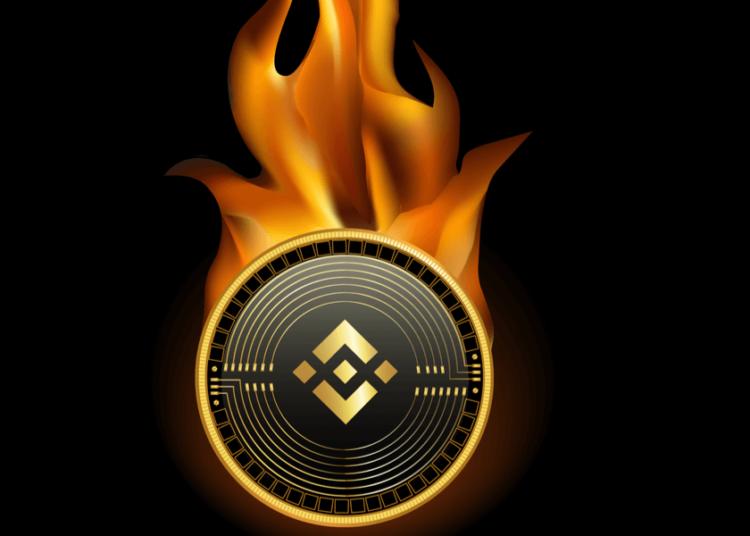 Binance quema casi $400 millones en BNB, precio inalterado