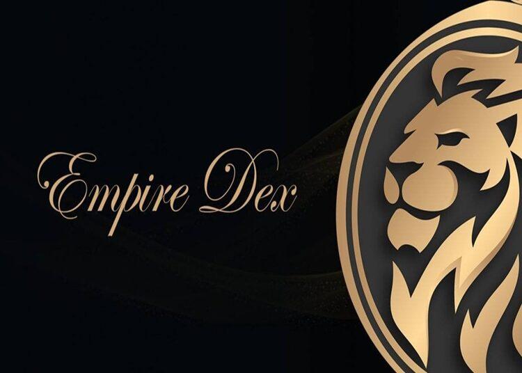 EmpireDEX: ¡El evento de generación de liquidez está en vivo!