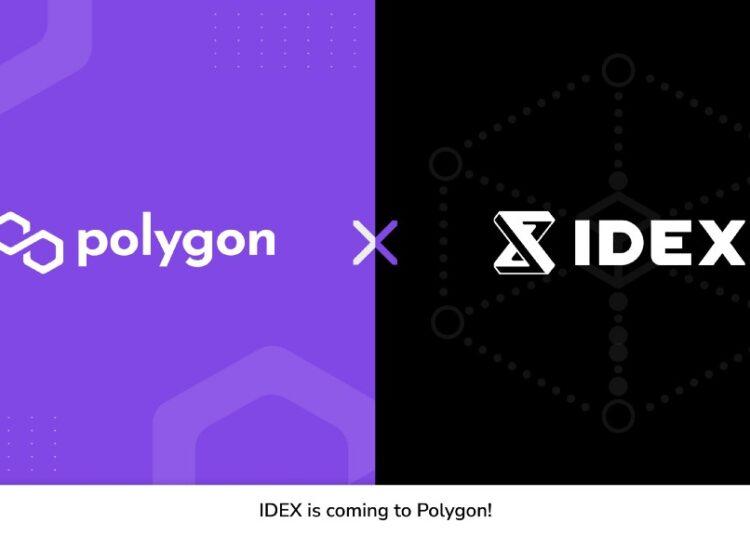 IDEX: el intercambio descentralizado DEFI llega a Polygon