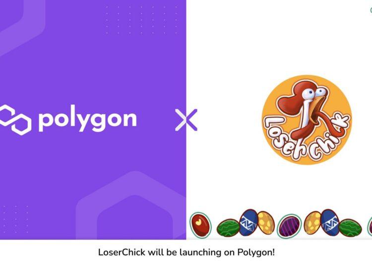 LoserChick se lanza en Polygon, el primer juego en cadena