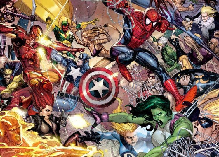 Marvel y DC prohíben vender los NFT de sus superhéroes.