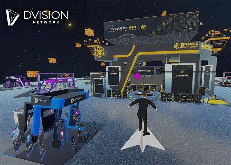 Metaverso: Dvision organiza la conferencia para el aniversario de BSC