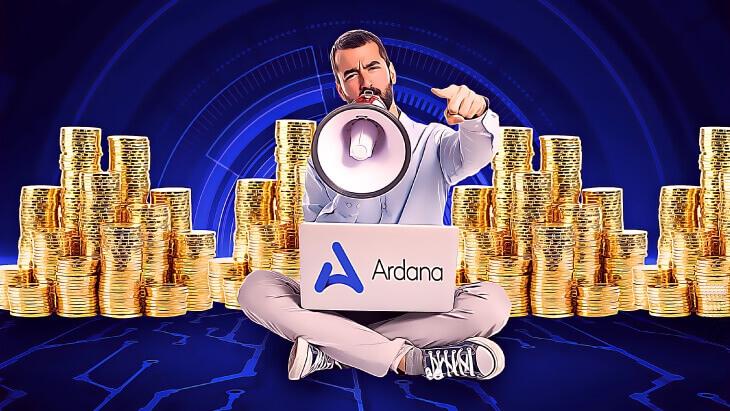 Ardana anuncia el registro antes de su venta de tokens inclusiva