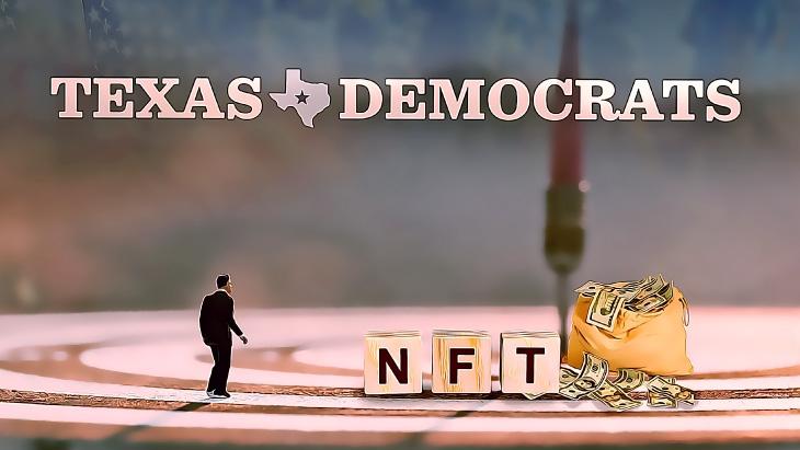 Candidatos políticos estadounidenses recurren a las NFT