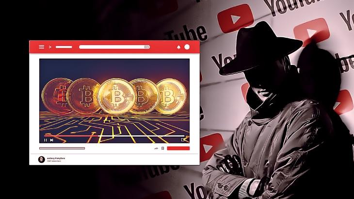 YouTube intenta ocultar la predicción del precio de Bitcoin, BTC a $288K